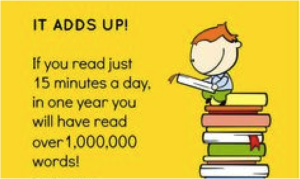 читання книг дітям