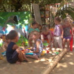 Игры с песком — Sand Play