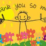 24 способа поблагодарить.