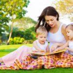 Читайте детям книги — чем больше, тем лучше!