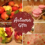 Бесплатные английские мастер-классы «Autumn gifts». («Подарки осени»)