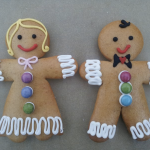 Gingerbread Man: finger plays and songs + video.