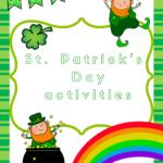 St. Patrick's Day Activities — Занятия по теме «День Св. Патрика»