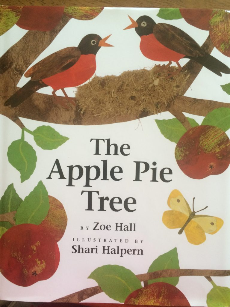 Apple Pie Tree Book