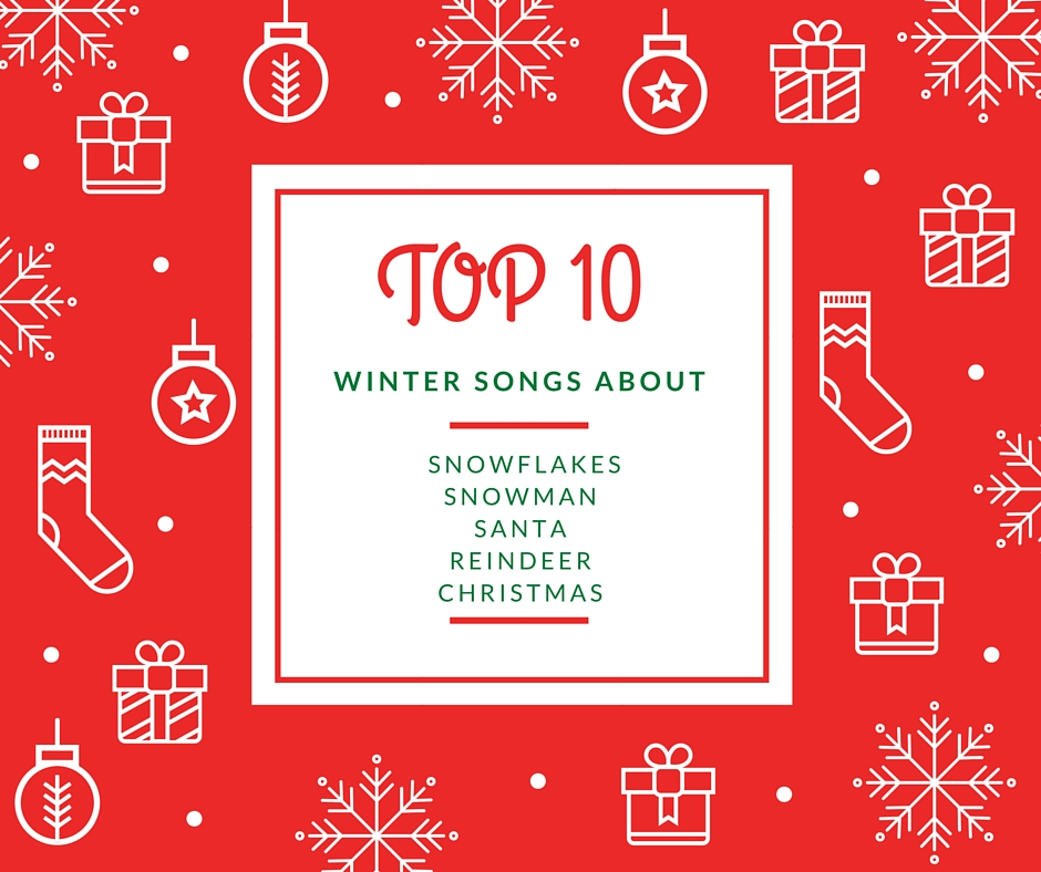 TOP 10 winter songs