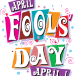 Занятие ко Дню Дураков — April Fools' Day