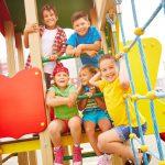 Игры на детской площадке — Playground