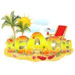 Тематическое занятие «На пляже» — At the beach