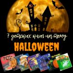 Что почитать с детьми о Halloween?