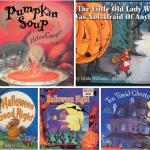 Детские книги по теме Хеллоуин