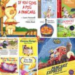 10 Детских книг о блинах на английском к Масленице