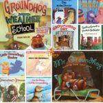 10 детских книг о дне сурка Groundhog Day Books