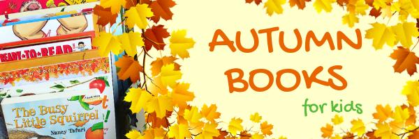 Обзор детских книг об осени